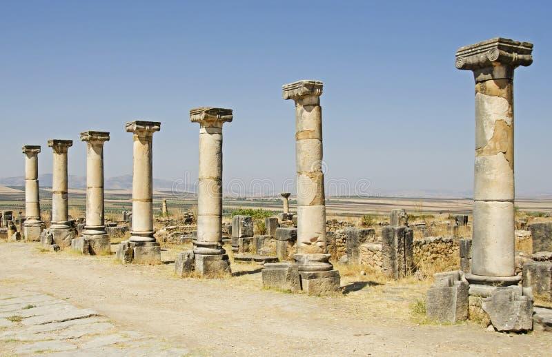 Roman Ruins arkivbilder
