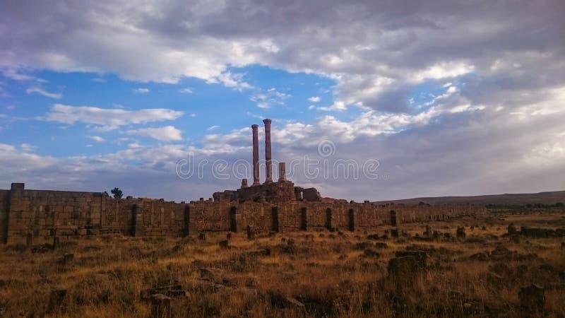 Roman Ruins Arch photographie stock libre de droits