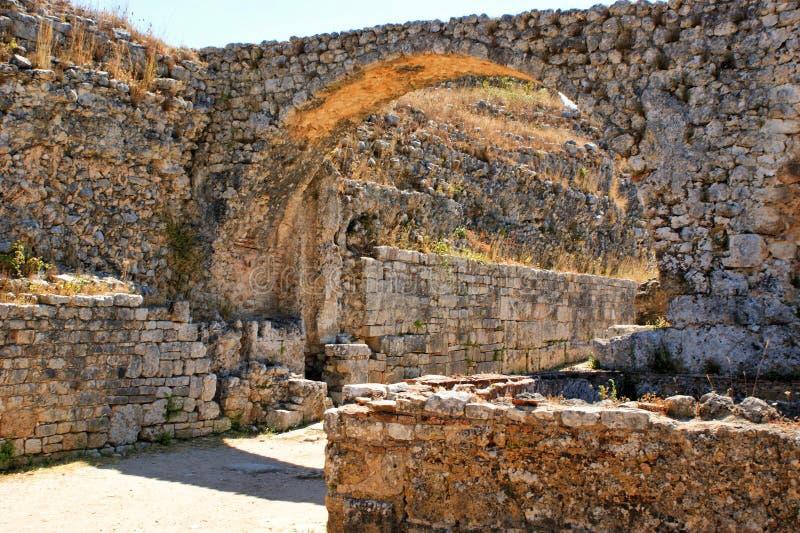 Download Roman ruins of Conimbriga stock photo. Image of ancient - 26652168
