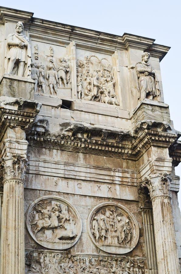 Roman Sculptures antigo imagem de stock royalty free