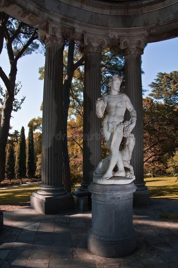 roman skulptur royaltyfria bilder