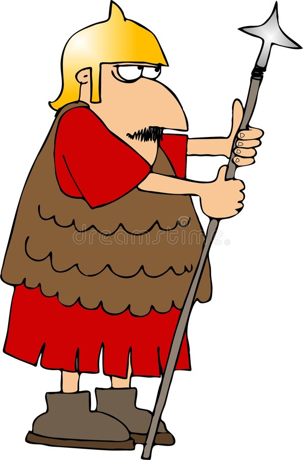 Free Roman Soldier Stock Photography - 833382