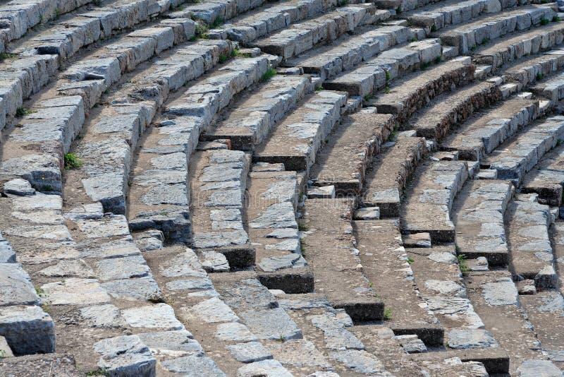 roman stadionie obraz stock