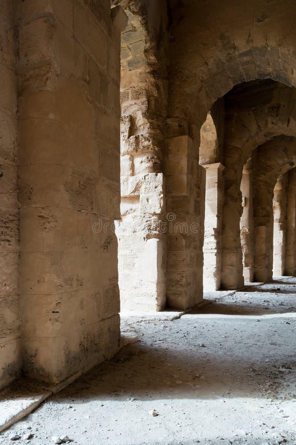Roman Stone Arches (4) imagem de stock royalty free