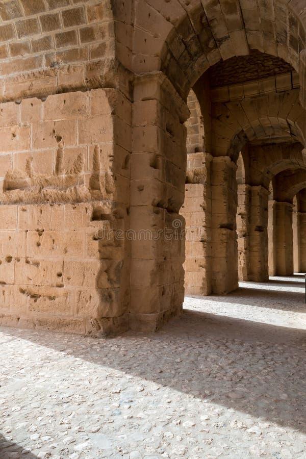 Roman Stone Arches (5) fotografia de stock