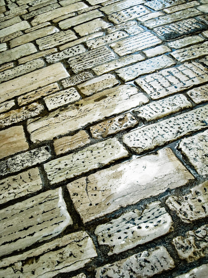 Roman Tegels stock foto