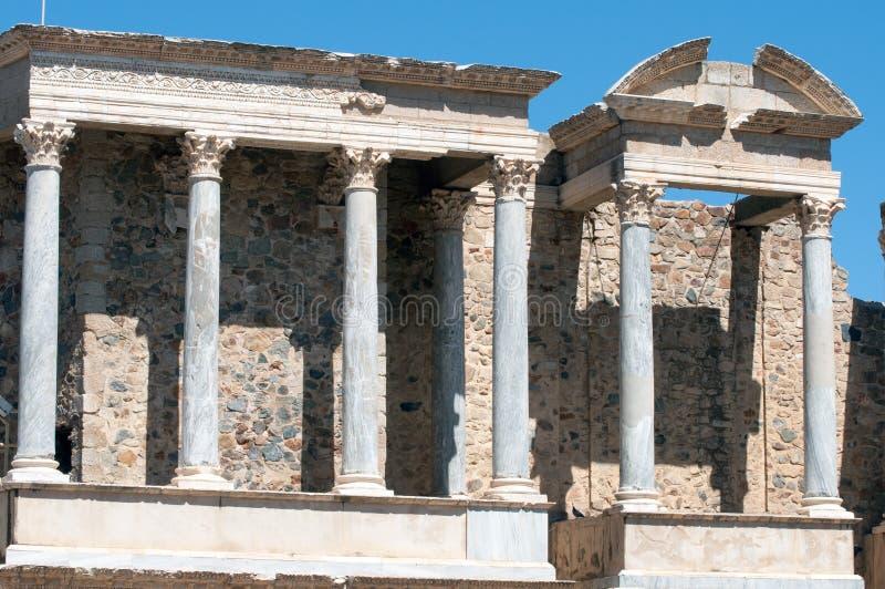 Download Roman theatre stock photo. Image of ampitheatre, roman - 27274434