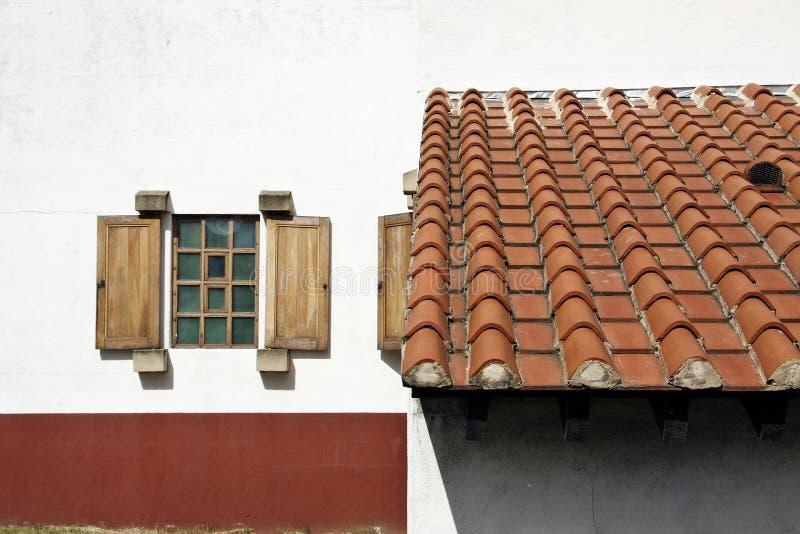 Roman Villa Stock Images