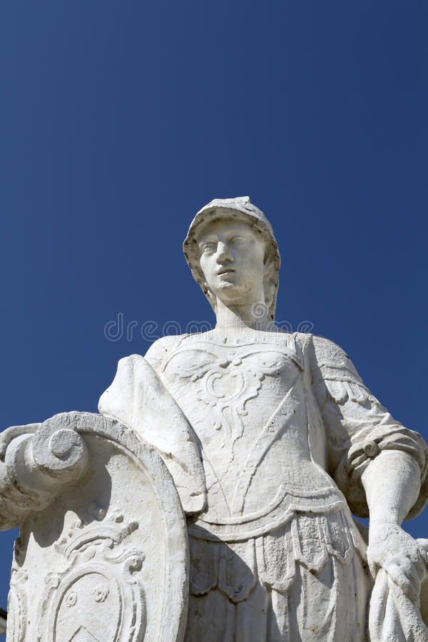 Download Roman Warrior Statue stock photo. Image of roman, masters - 26793640