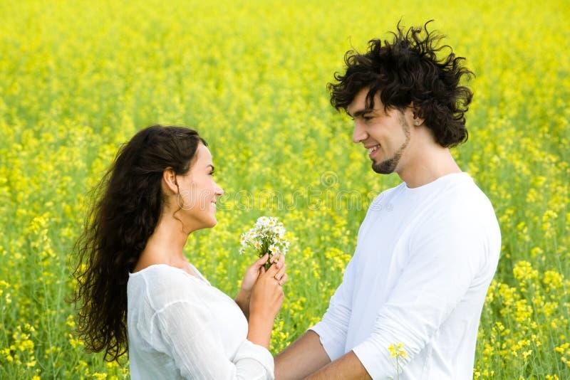 Romance fotografia stock libera da diritti