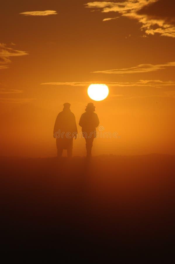 Romance fotografía de archivo