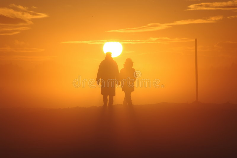 Download Romance immagine stock. Immagine di nebbia, scenico, pace - 7324505