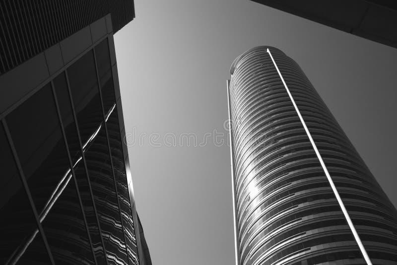 Romance del viaje de la arquitectura de Dubai fotografía de archivo libre de regalías