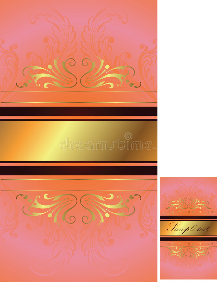 Download Romance design background stock vector. Image of frame - 8156601