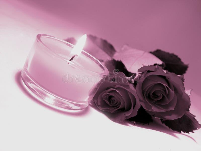 Romance II imagens de stock