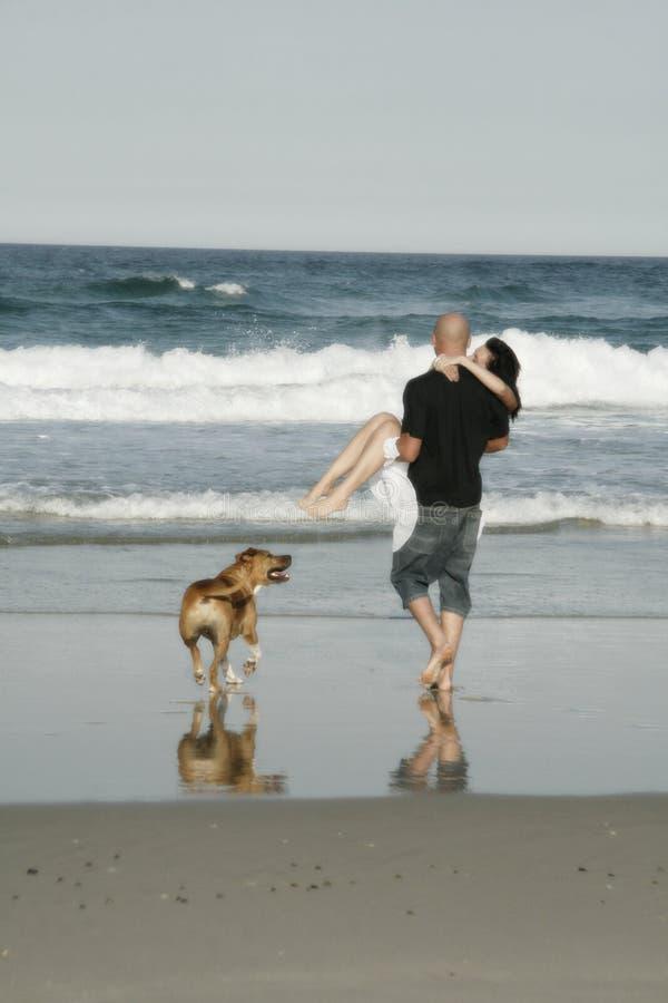 Romance sie lizenzfreies stockfoto