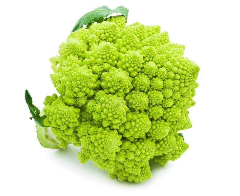 Romanesco brokuły zdjęcie stock