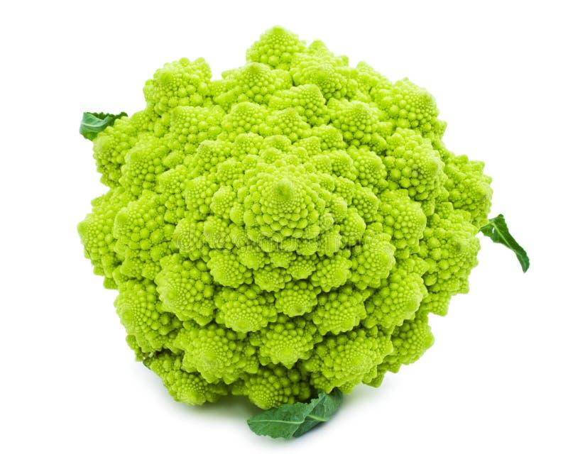 Romanesco brokuły fotografia stock