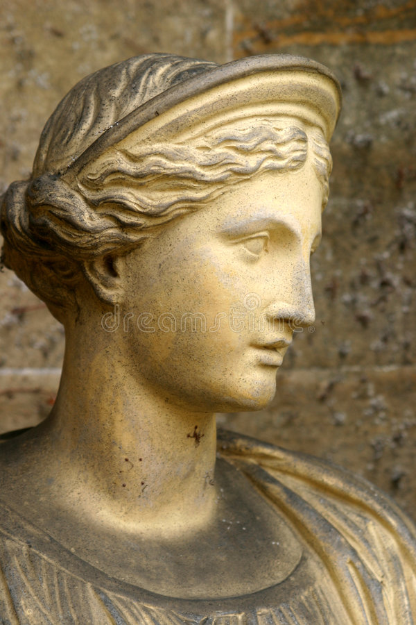 Free Romanesque Statue Stock Image - 16391