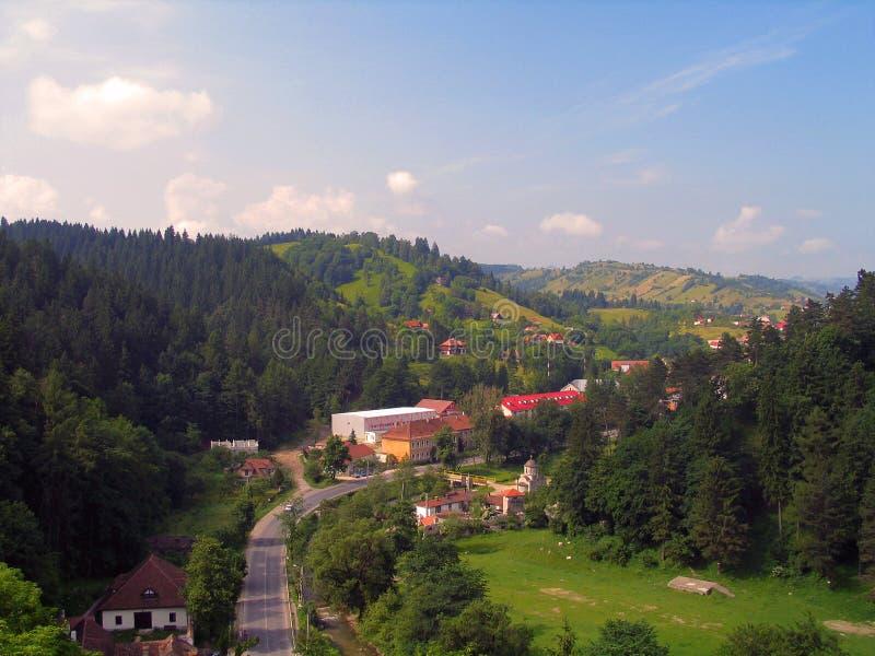 Romania. Bran. stock photos
