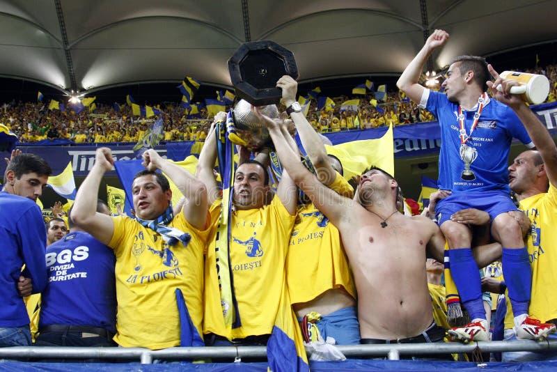 Download Romania Cup Final: Petrolul Ploiesti - CFR Cluj Editorial Stock Image - Image: 31540314