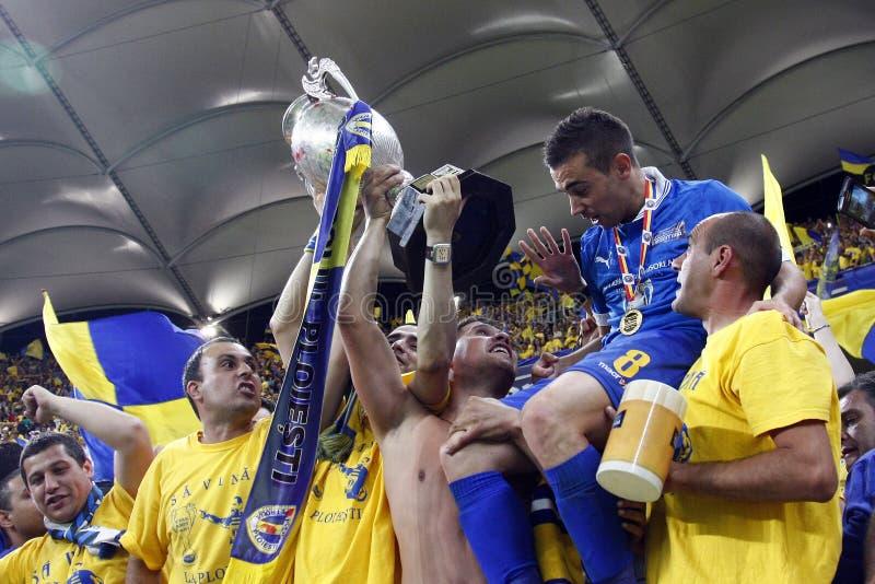 Romania Cup Final: Petrolul Ploiesti - CFR Cluj