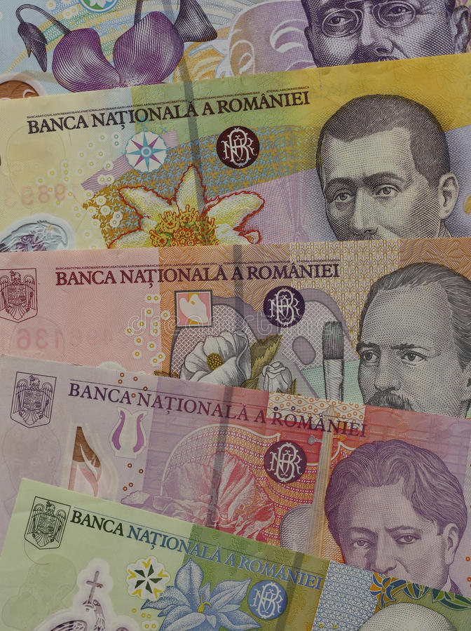 Download Romania currency stock image. Image of economy, fund - 28214999