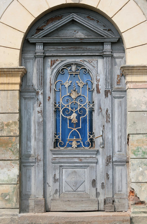 romania drzwiowy stary sighisoara obraz stock