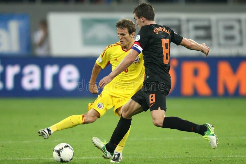 Download Romania-Holland editorial image. Image of arena, fani - 29289490