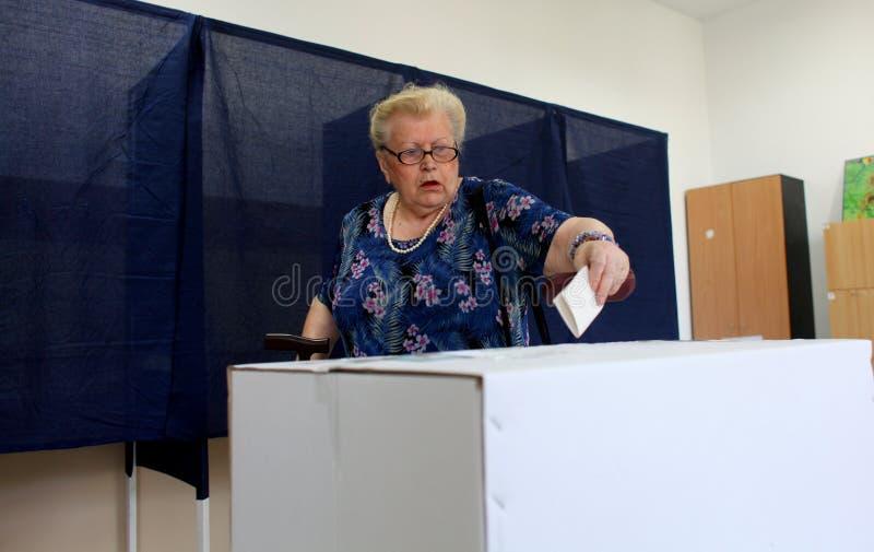 Download Romania - President Referendum Editorial Photo - Image: 25920716