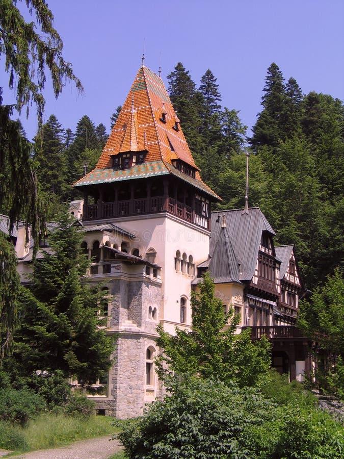 Romania. Sinaia stock image