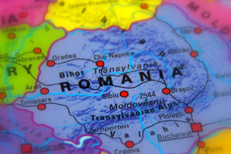 Romania, Southeastern Europe. Romania, Southeastern Europe selective focus stock photography