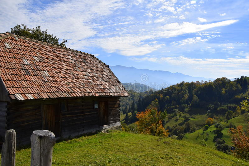 Romania Transylvania mountains stock photos