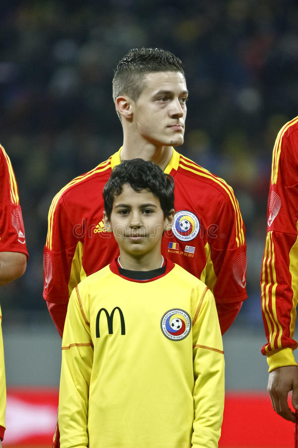 Download Romania-Uruguay Friendly Match Editorial Stock Image - Image: 23633239