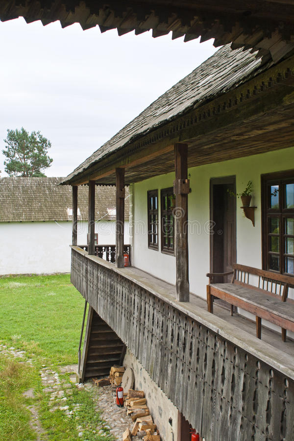Download Romanian 1800's Traditional Inn Stock Image - Image: 20737777