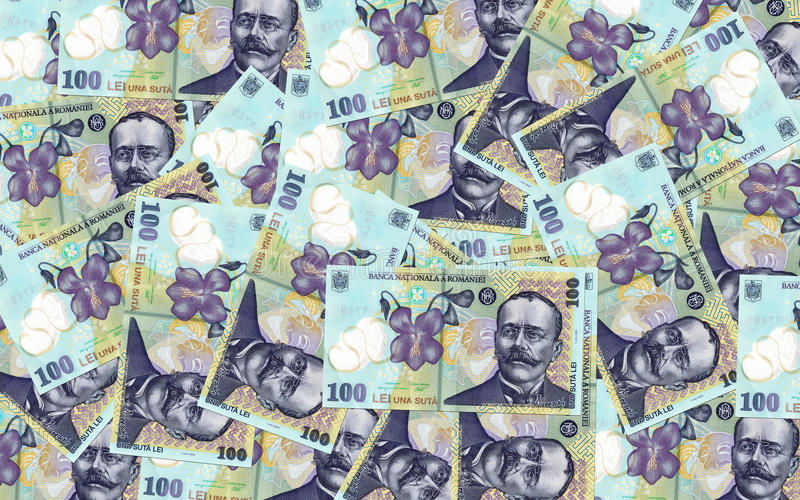 Download Romanian banknotes stock image. Image of note, economy - 30702493