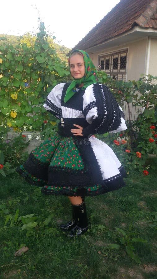 Free Romanian Beautiful Girl Stock Photography - 79576672