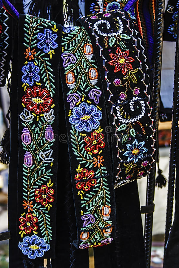 Download Romanian Belts, Wide And Embroidered Royalty Free Stock Photos - Image: 31951018