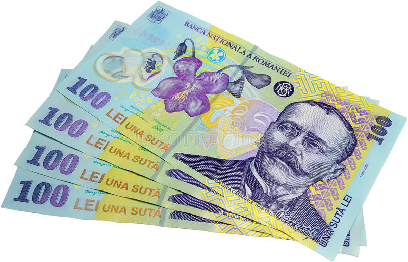 Download Romanian Cash stock image. Image of flower, capital, financial - 22166177