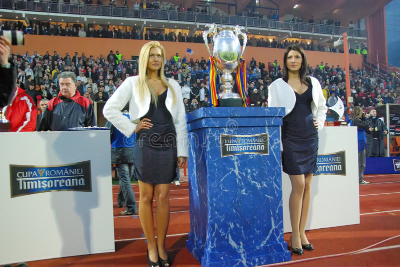 Download Romanian cup editorial photography. Image of accolade - 8473297