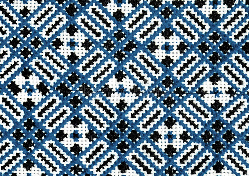 Romanian folk seamless pattern ornaments. Romanian traditional embroidery. Ethnic texture design. Traditional carpet design. Carpe. T ornaments. Rustic carpet stock photography