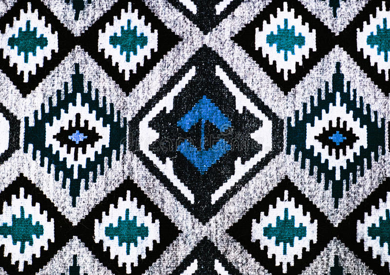 Romanian folk seamless pattern ornaments. Romanian traditional embroidery. Ethnic texture design. Traditional carpet design. Carpe vector illustration