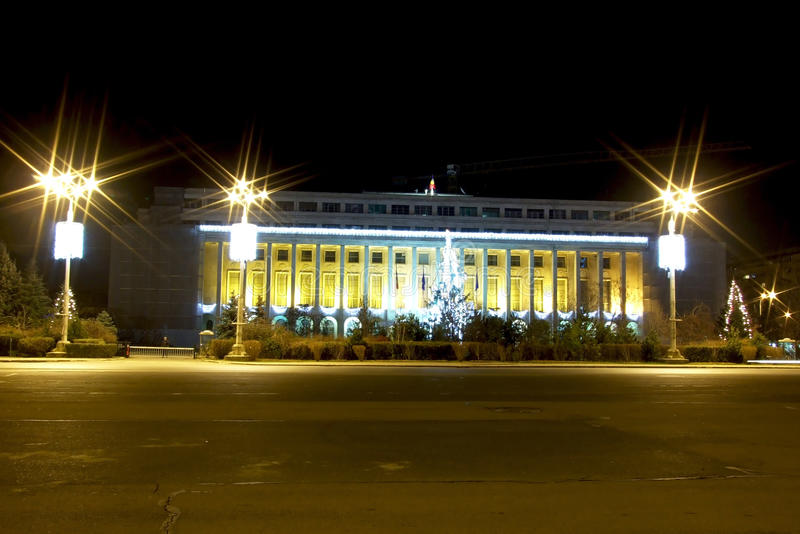 Download Romanian Government Building Stock Image - Image: 17395673