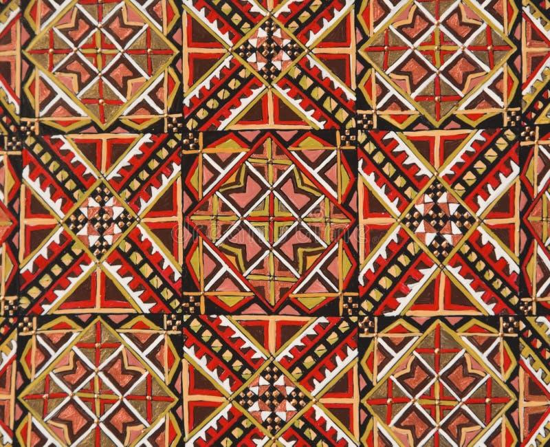 Romanian Handicraft Texture Stock Photos