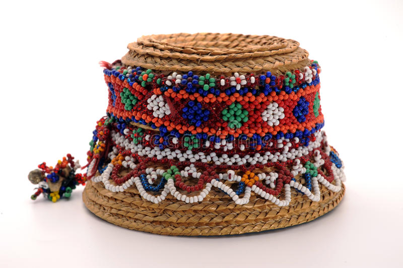 Romanian hat royalty free stock photography