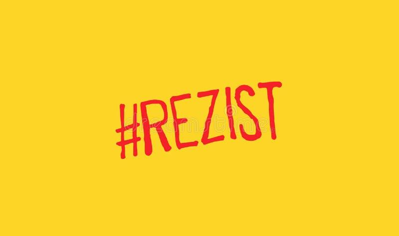 Romanian manifest slogan. Anti system figh political symbol stock photography
