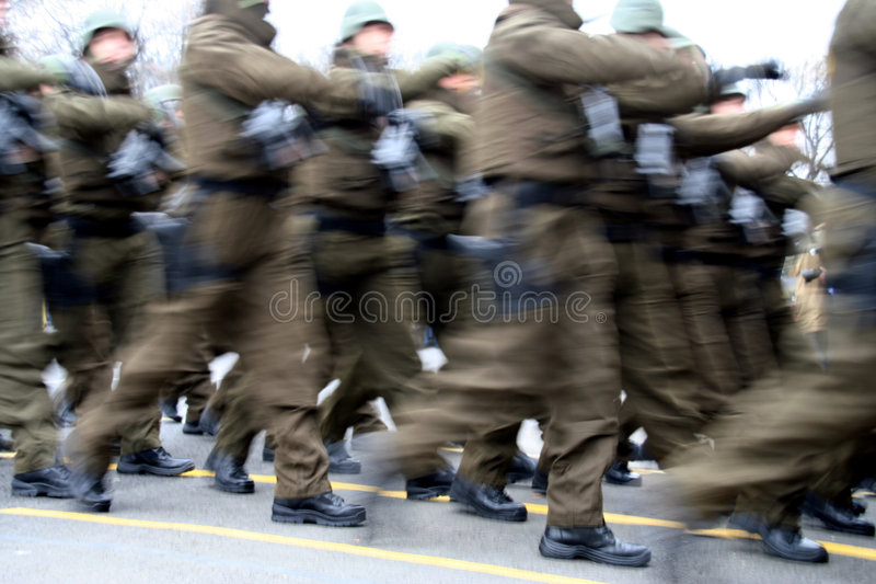 Romanian military army royalty free stock photos