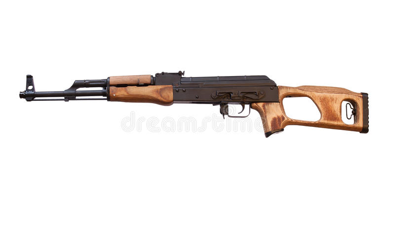 Download Romanian military rifle stock image. Image of romanian - 23560191