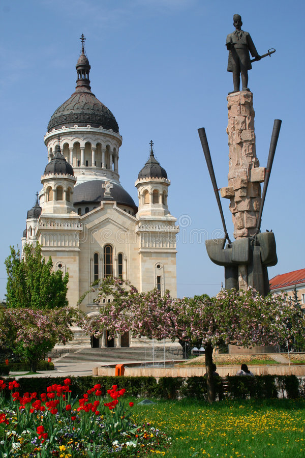 Download Romanian Orthodox Cathedral Stock Photo - Image: 3278592