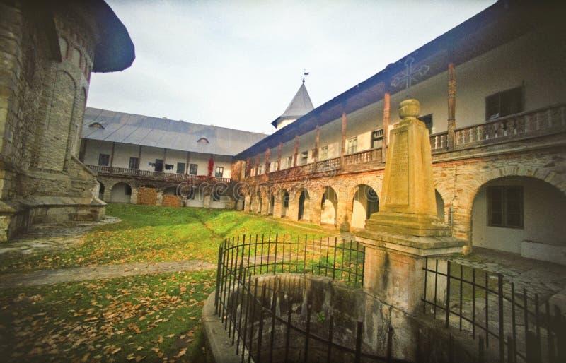 Romanian orthodox monastery